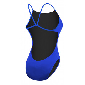 TYR Solid Cutoutfit Bathing Suit Dame royal/black